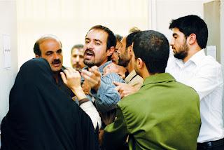 Shahab Hosseini in Asghar Farhadi's Golden Bear winning 'A Separation'