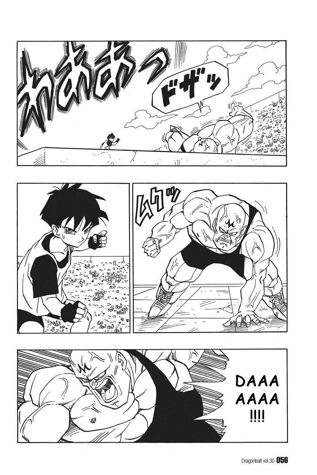 xem truyen moi - Dragon Ball Bản Vip - Bản Đẹp Nguyên Gốc Chap 440