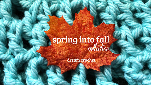 Dream Crochet Giveaway // Spring Into Fall Pop Up Collection!