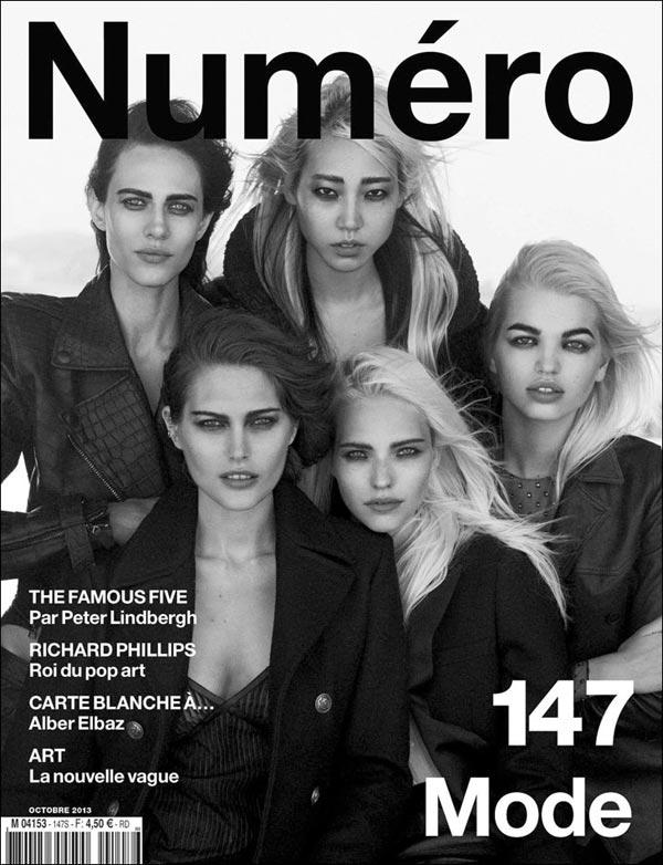 numero october 2013 cover