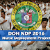 DOH to hire 15,000 nurses for NDP 2016