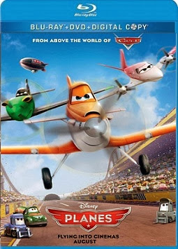 Planes (2013) BluRay Rip XviD ETRG