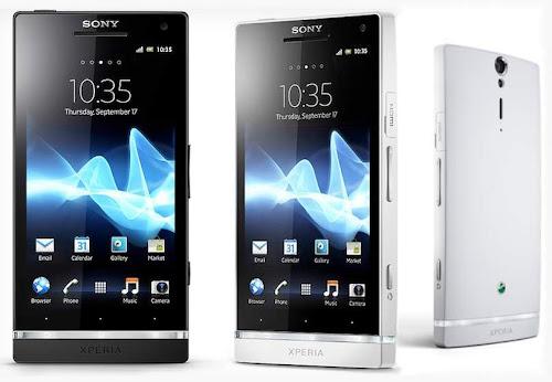 Harga Sony Xperia S