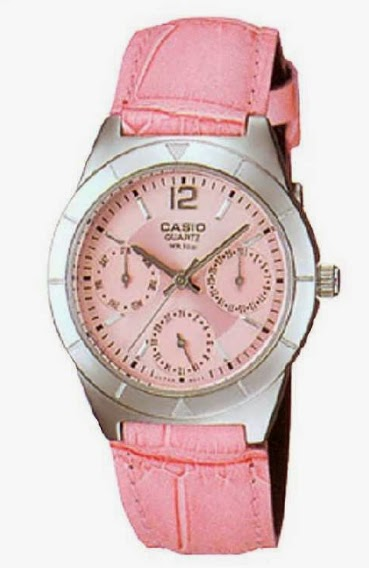 Jam Tangan Wanita Casio Analog LTP-2069L-4A