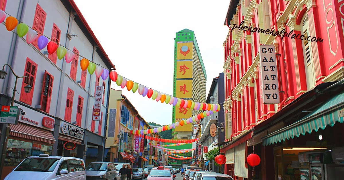 Attractions And Activities In Chinatown Singapore