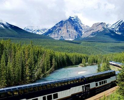Canadian Train Vacations