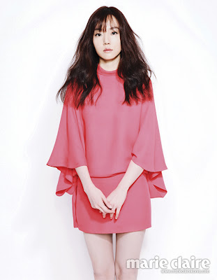 Im Soo Young Marie Claire Magazine June 2013
