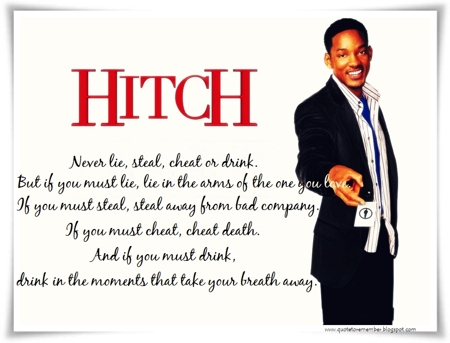 Hitch - Film information, facts, quotes and goofs - Celebs ...