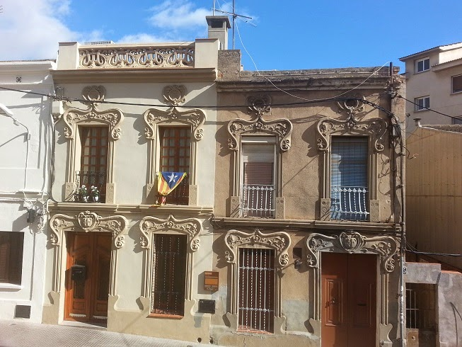 Cases d'Enric Pi (Sant Cugat del Vallès)