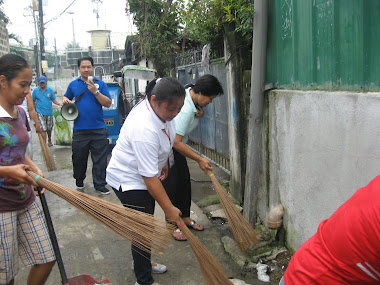 Clean Up Operation anti Dengue