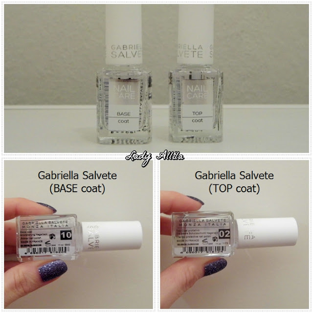 Gabriella Salvete top coat