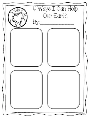 Earth Day  Miss Kindergarten