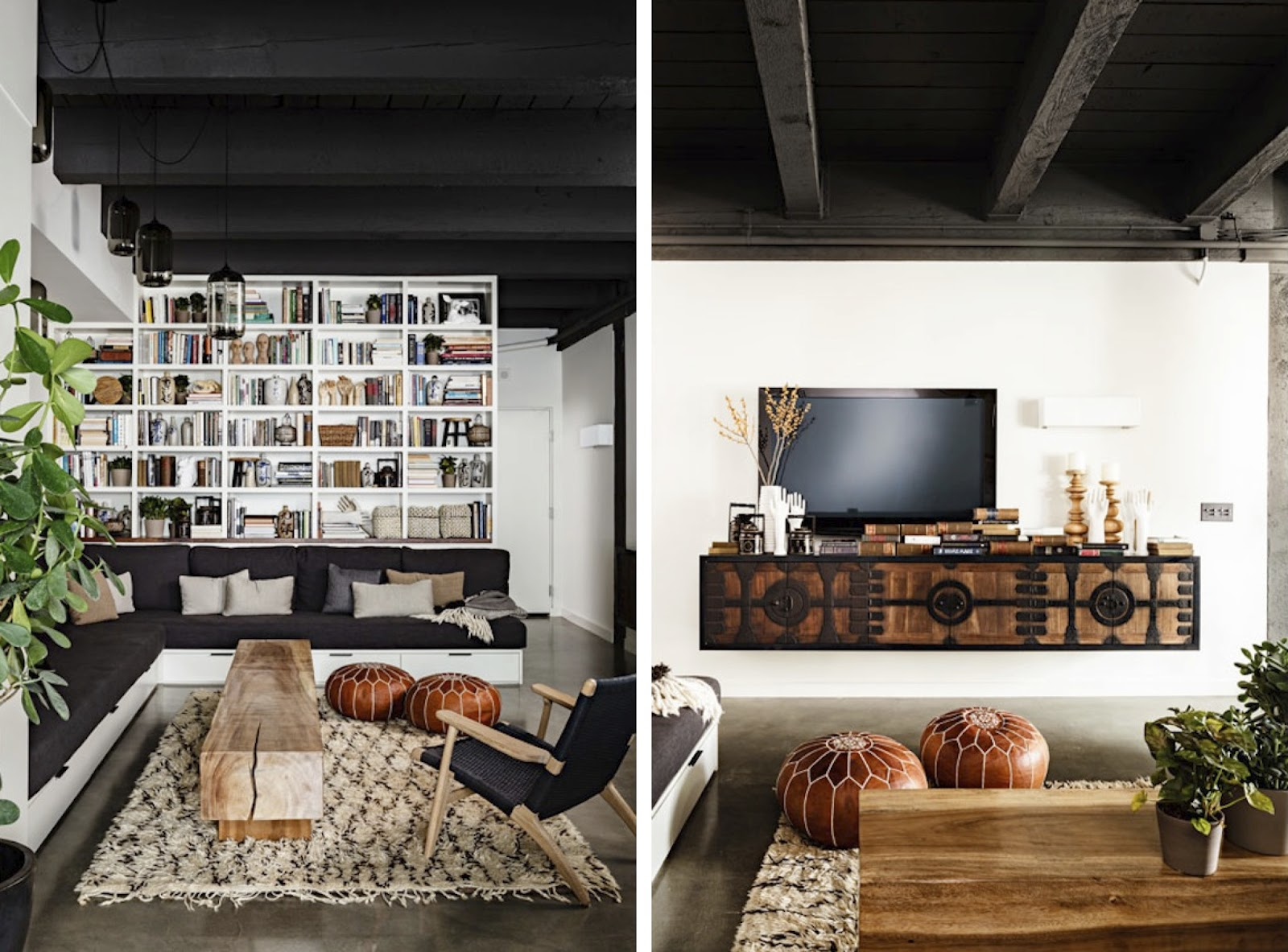 Design Ideas For A Loft Apartment