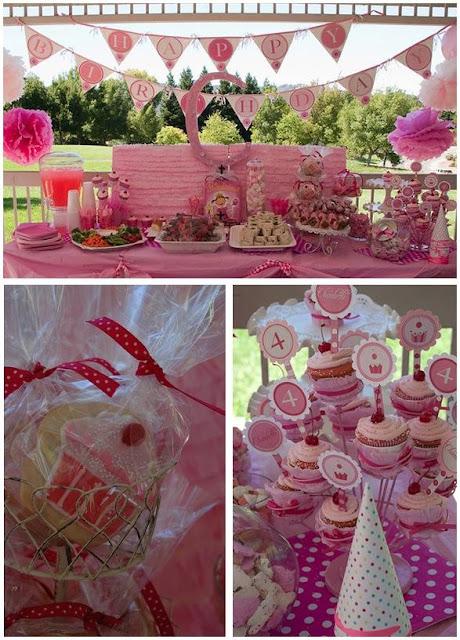 Pinkalicious Birthday Party