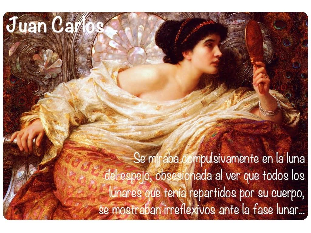 Una imagen que envía Auxi y que contiene una frase de mi relatouna frase