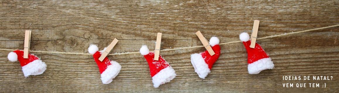 Um feliz Natal e um 2015 inspirado