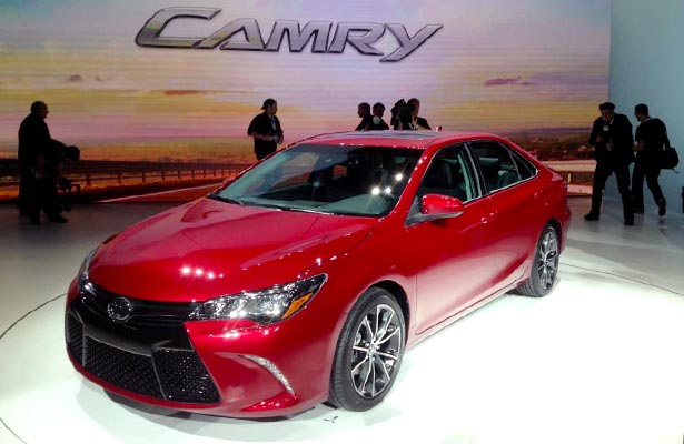 2015 Toyota Camry Hybrid Release Date
