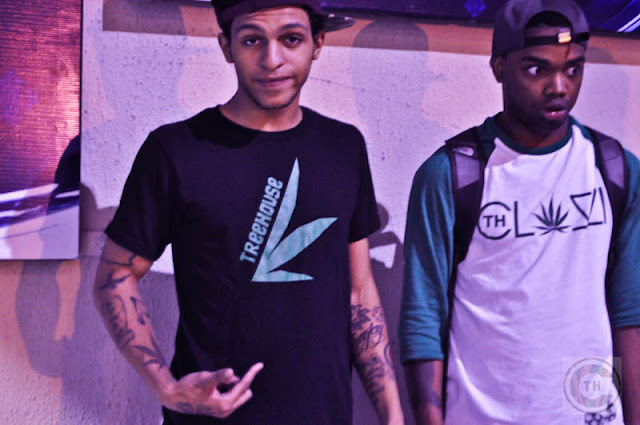 "3 TreeJay & DJ Clockwork Present ""The Grow Op"" Plus THC Lookbook 4/20 Post"