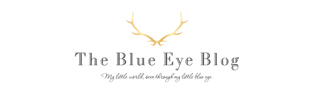 The Blue Eye Blog