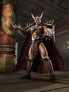 Top 12: Chefes mais apelões em jogos de luta Shao-kahn