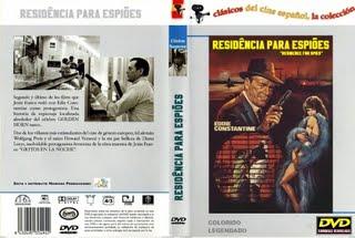 RESIDÊNCIA PARA ESPIÕES (1966)