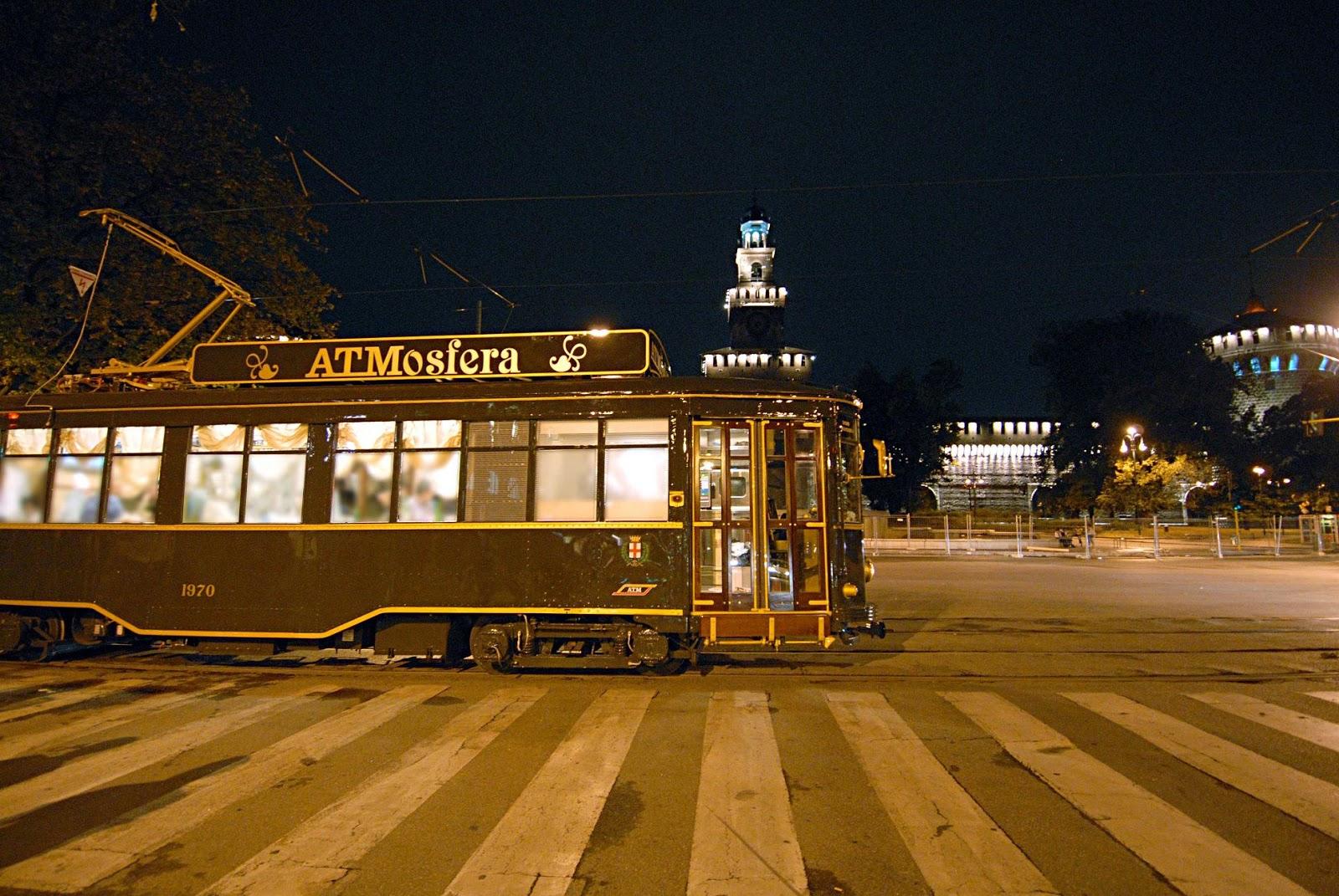Milano bon ton non il solito tram tram for Ristorante in baita vicino a me