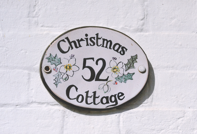 Christmas Cottage in Odiham
