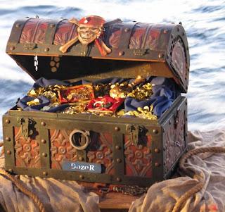 Распространенные мифы о пиратах