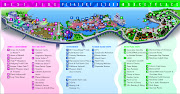 . but I have never been, so I'll choose Downtown Disney! (disney world downtown disney map)