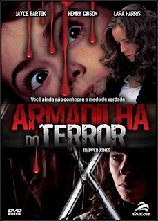 Armadilha do Terror DVDRip RMVB - Legendado