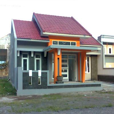 rumah sederhana lantai 2 on Desain Rumah Minimalis Sederhana 1 Lantai