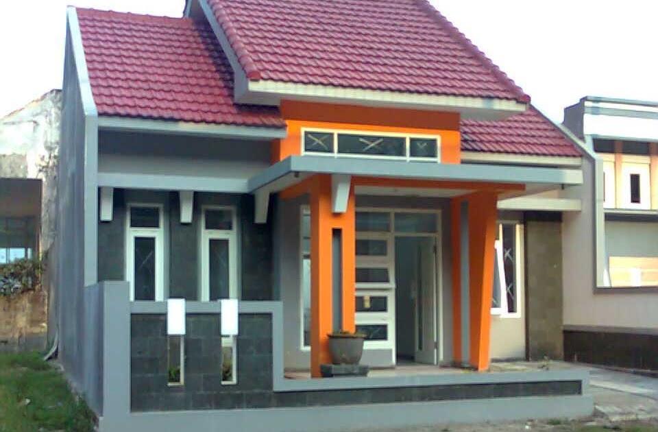 rumah sederhana 2 lantai kumpulan gambar rumah
