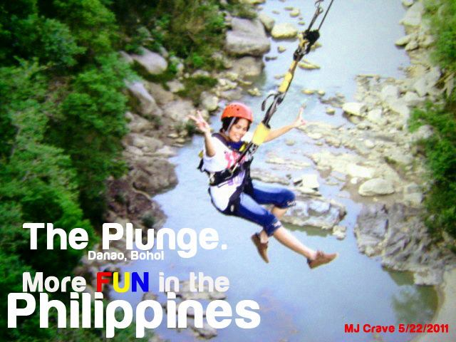 The Plunge, Danao Bohol Philippines