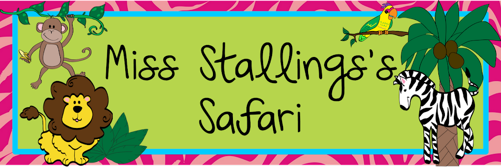 Miss Stallings' Safari
