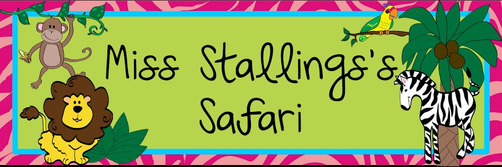 Miss Stallings' Safari