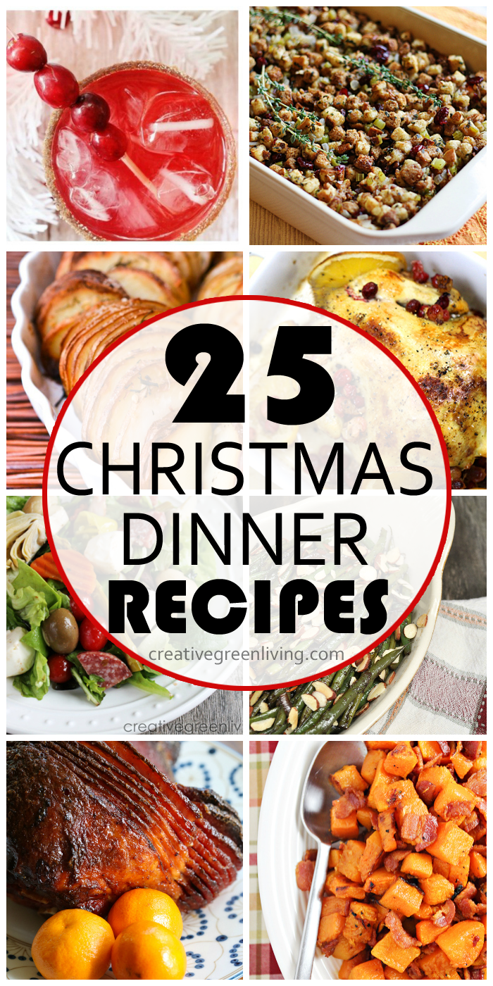 hint pin it to your favorite recipes pinterest board so you dont lose it - Best Christmas Dinner Recipes