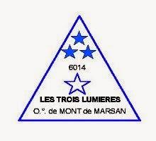 """TRIANGLE """"LES TROIS LUMIERES"""""""