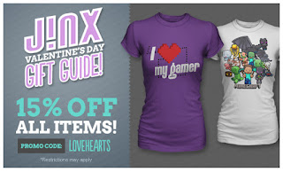 Jinx Valentines Day Gift Guide