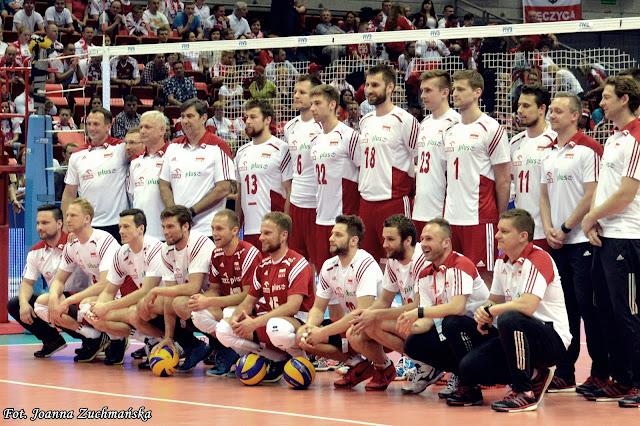 Polska Rosja siatkówka Liga Światowa