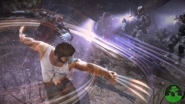 โหลดเกมส์ X-MEN ORIGINS WOLVERINE