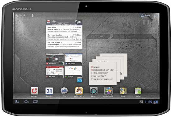 Verizon motorola xoom 2 tablet plan price