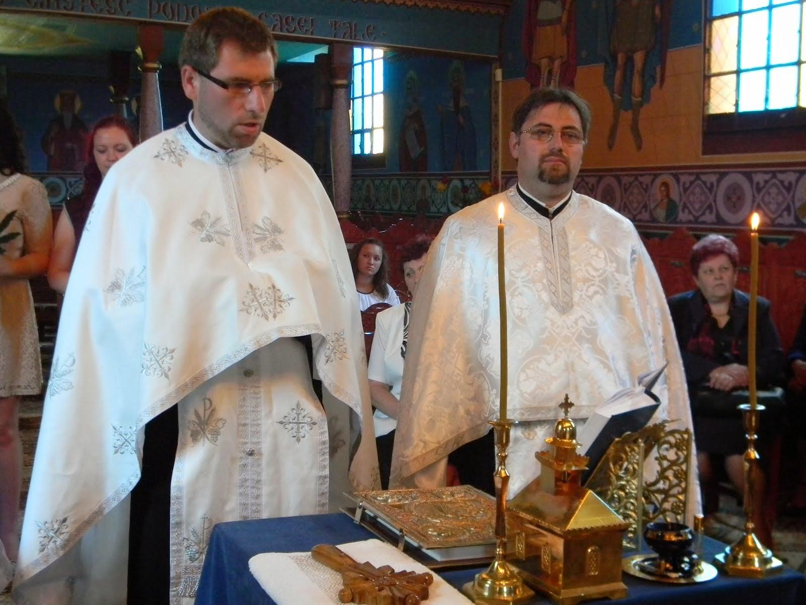 Botezul micuţei Elena Maria Barteş + 11 mai 2014