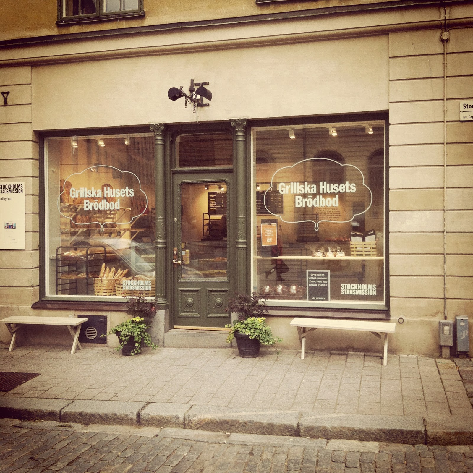 second hand stockholm city
