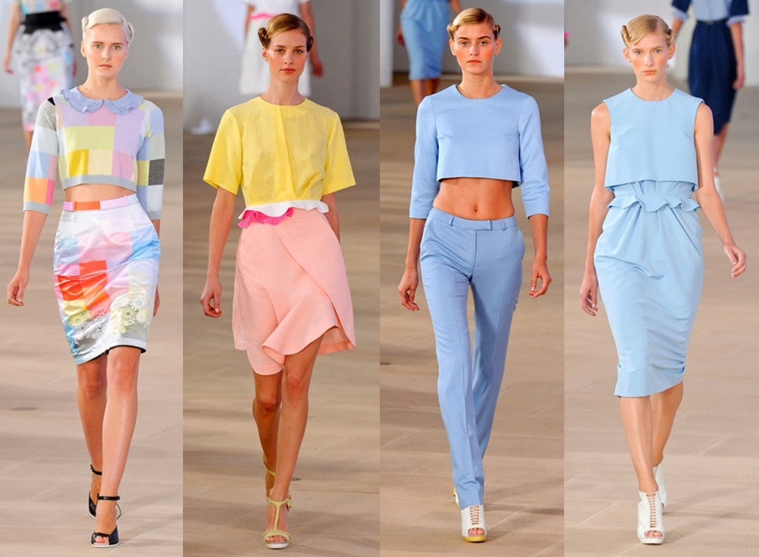 The Chronicles of Amoronia: SS12 Fashion Trend Report ...