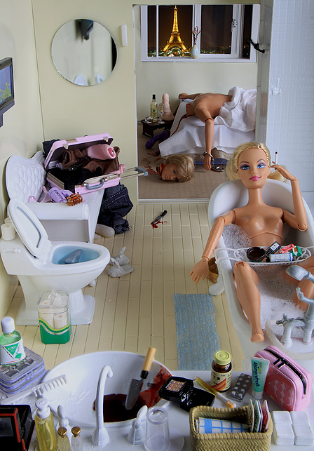 killer barbies web: