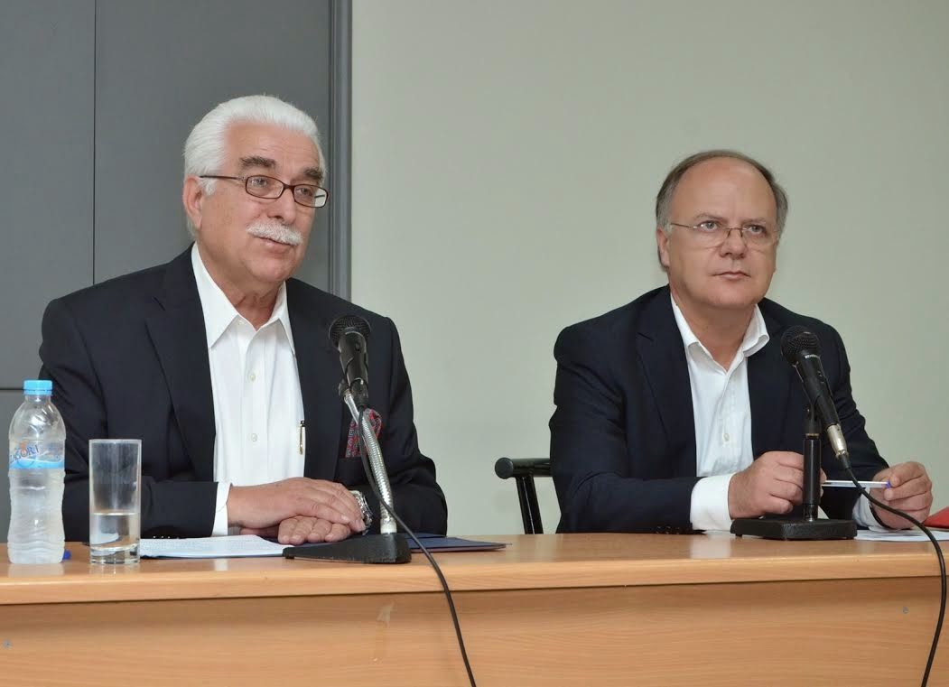 Tο ψηφοδέλτιο της Βοιωτίας παρουσίασε στη Θήβα ο Γιαννόπουλος