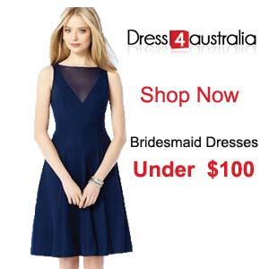 Brides Maids Dresses