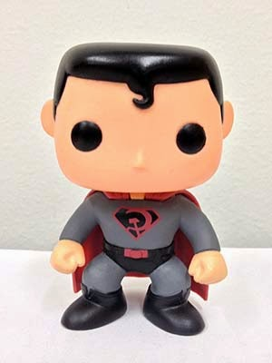 Collecting Toyz Midtown Comics Exclusive Superman Red Son