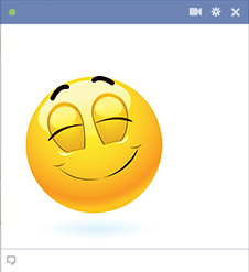 Big Smile FB Emoticon