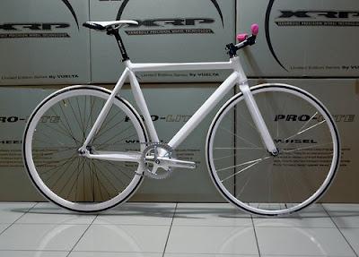 gambar Modifikasi Sepeda Fixie